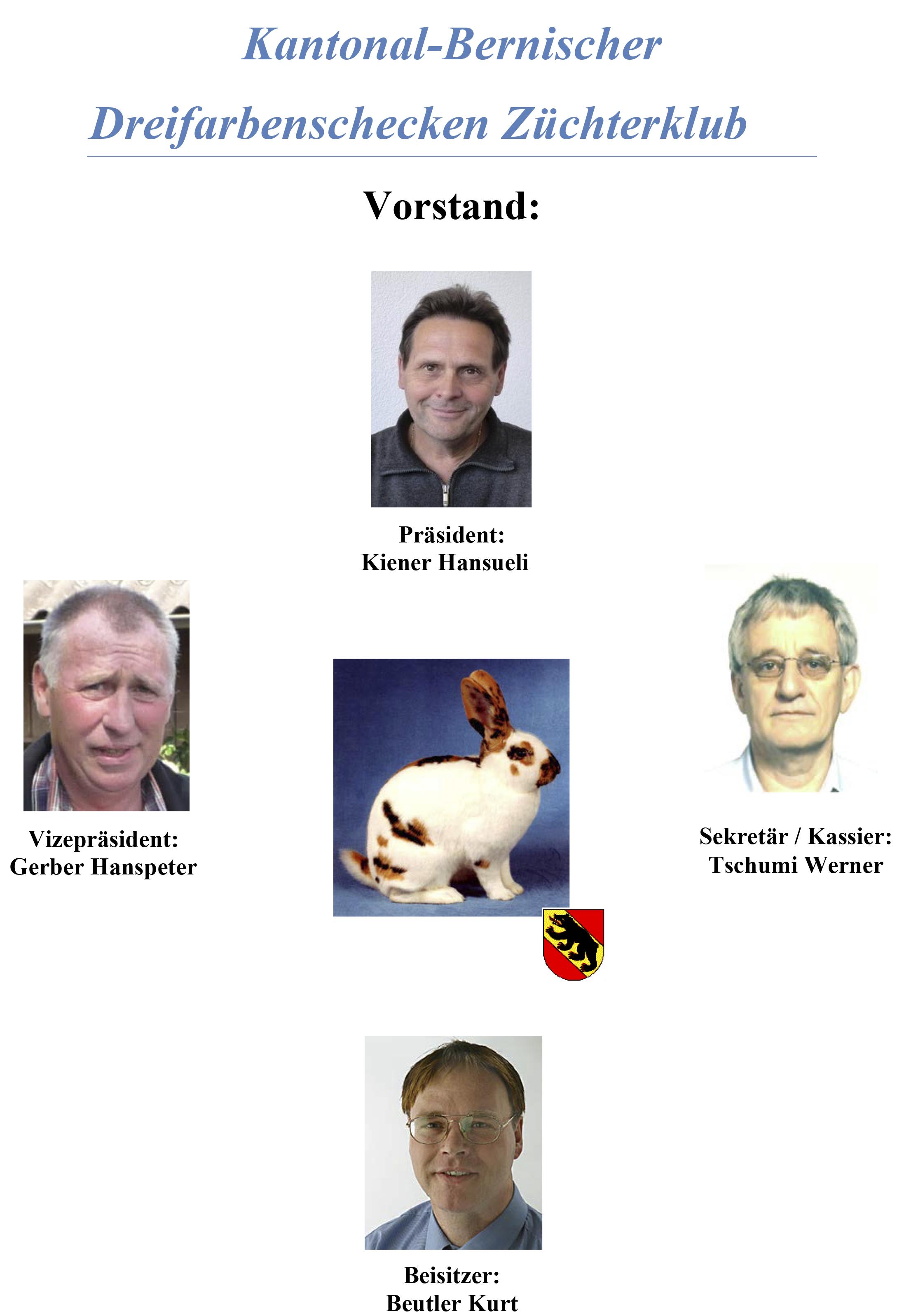 Dreifarbenschecken-Klub